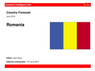 Country Forecast                                                                    June 2010