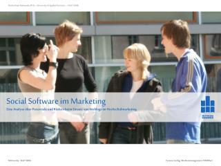 Social Software im Marketing