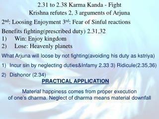 2.31 to 2.38 Karma Kanda - Fight