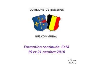 COMMUNE  DE  BASSENGE