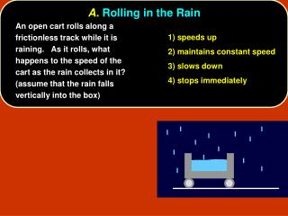 A.  Rolling in the Rain