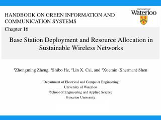 Base Station Deployment and Resource Allocation in Sustainable Wireless Networks
