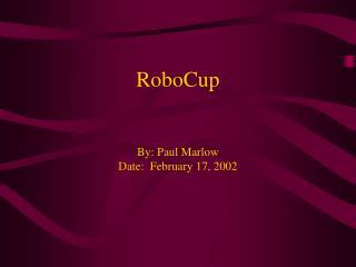 RoboCup.ppt