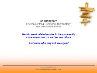 Clinical wastes in the community