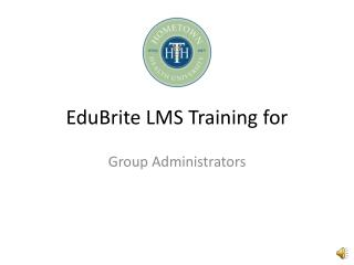 EduBrite  LMS  Training for