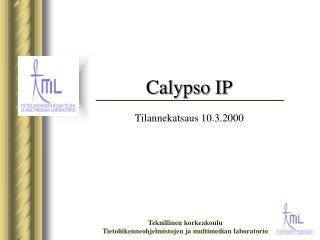 Calypso IP Tilannekatsaus 10.3.2000