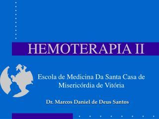 HEMOTERAPIA II