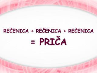 RE?ENICA + RE?ENICA + RE?ENICA = PRI?A