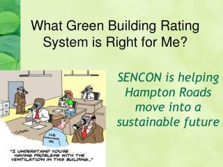 SENCON is helping Hampton Roads move into a sustainable future