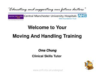 Welcome to Your Moving And Handling Training