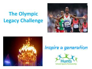 The Olympic Legacy Challenge