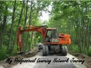 My Professional Learning Network Journey