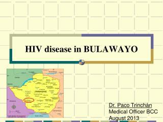 HIV disease in BULAWAYO