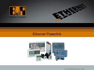 File: ETHERNETPowerlink_V100C