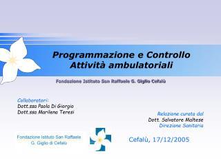 Cefalù, 17/12/2005