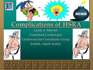 Complications of HSRA