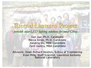 Eternal Lanterns Project