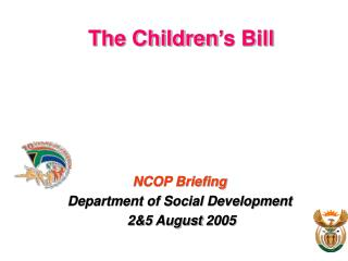 The Children�s Bill