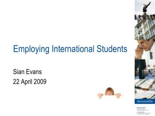 Employing International Students