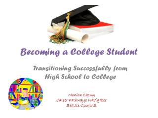 Becoming a College Student