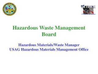 Hazardous Waste Management Board