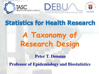 A Taxonomy of Research Design
