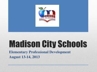 Madison City Schools