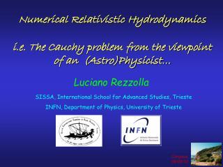 Numerical Relativistic Hydrodynamics
