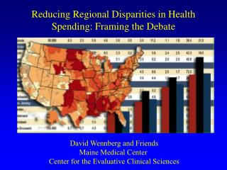 Reducing Regional Disparities in Health Spending: Framing the Debate