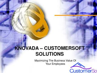 KNOVADA – CUSTOMERSOFT SOLUTIONS