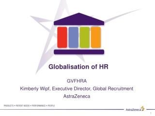 Globalisation of HR