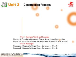 Unit 2 Construction Process