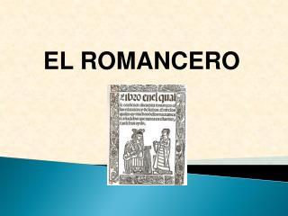 EL ROMANCERO