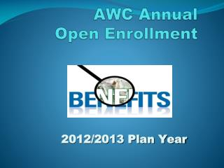 AWC Annual Open Enrollment