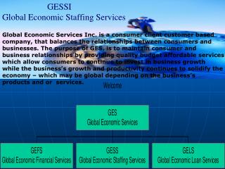 GESSI Global Economic Staffing Services