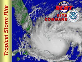 Tropical Storm Rita