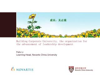 Building Corporate University, the organization for the advancement of leadership development