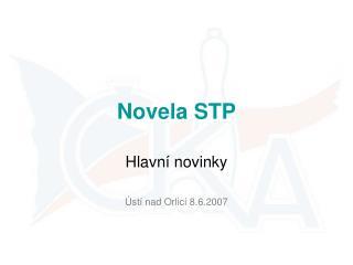 Novela STP
