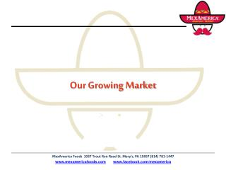 Our Growing Market