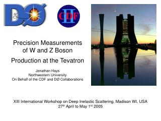 Precision Measurements  of W and Z Boson Production at the Tevatron