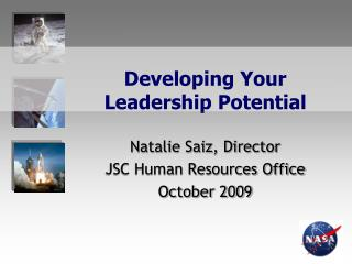 Developing Your Leadership Potential