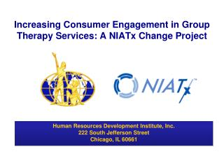 Increasing Consumer Engagement in Group Therapy Services: A NIATx Change Project