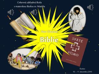 Noc čítania Biblie
