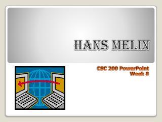 Hans Melin