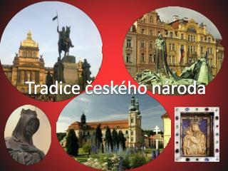 Tradice českého národa