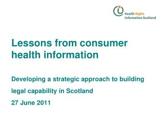 Health Rights Information Scotland