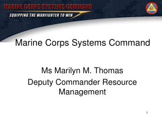 Marine Corps Systems Command
