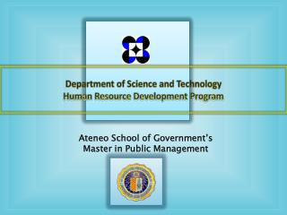 Department of Science and Technology Human Resource Development Program