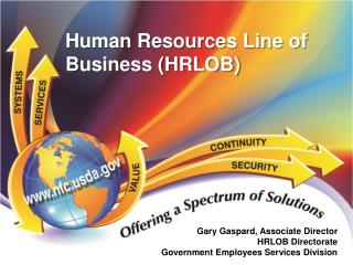 Human Resources Line of Business (HRLOB)