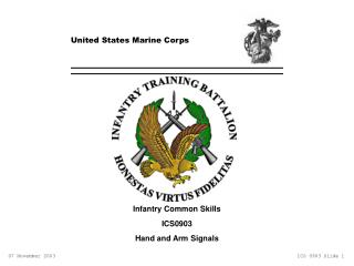 Infantry Common Skills